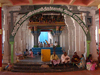 Subrahmanya Swami Temple, Tiruchendur (Padai veedu-2) - West Entrance 360 view