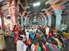  Vaitheeswaran Temple  Nagapattinam(Mars) - Maha mandapam 360 view