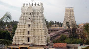 360 view Ramanathaswamy Temple  Rameswaram