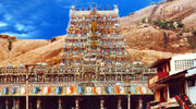 360 view Subramanya swami temple  thiruparankundram(Padai veedu-1)