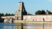 360 view Thiyagaraja temple  Thiruvarur