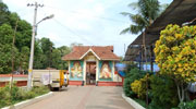 360 view Krishna Temple  Kalady