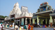 360 view Subrahmanya Swami Temple, Tiruchendur (Padai veedu-2)