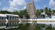 360 view Mayuranathar Temple, Mayiladuthurai
