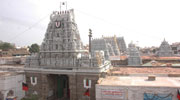 360 view Parthasarathy Temple  Chennai