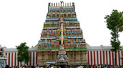 360 view Abathsahayeswarar temple  Alangudi(Guru)