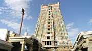 360 view Andal Temple  Srivilliputhur