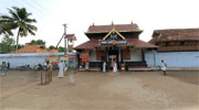 360 view Bhagavathi amman Temple  Kumaranalloor