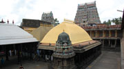 360 view Natarajar temple  Chidambaram