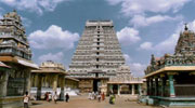 360 view Arunachaleswarar Temple  Thiruvannamalai