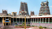 360 view Meenakshi temple, Madurai