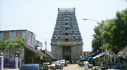 360 view Darparanyeswarar temple  Thirunallar(Saturn)