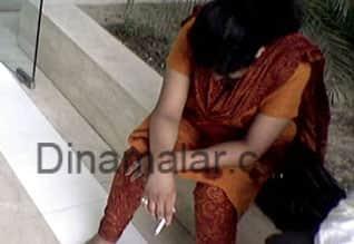 "Chennai girls,Smoking, top the list, ""புகைக்கும்' சென்னை பெண்கள், அமோக வளர்ச்சி,"