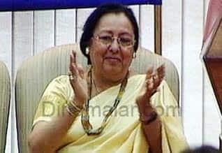 இவர், இப்படி... : ராஜ்யசபாவில் மீண்டும் நஜ்மா குரல் ஒலிக்கும்