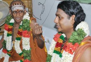 """""""மதுரை ஆதீனம் தான் எனக்கு பக்கபலம்': நித்யானந்தா பேட்டி,Madurai Aadenam is more support to me: Nithyananda"""