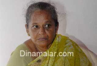 கலெக்டரை கலக்கிய மூதாட்டி