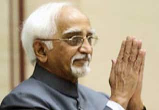 Ansari may get a second term as VP,ஹமீது அன்சாரியை துணை ஜனாதிபதியாக்க காங்கிரஸ் தீவிரம்