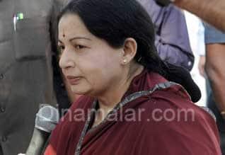 நம்பிக்கையில்லா தீர்மானத்தை ஆதரிப்போம்: ஜெயலலிதா
