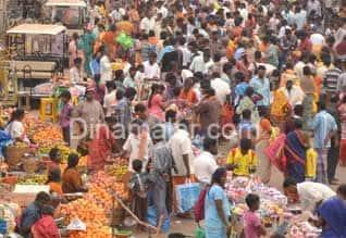 பழநியில் குவியும் ஐயப்ப பக்தர்கள் : அடிப்படை வசதிகள் இன்றி அவதி