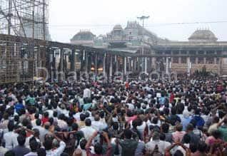 சிதம்பரம் கோயிலில் திருவாதிரை திருவிழா