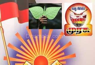 லோக்சபா தேர்தல் பரபரப்பு ஆரம்பம் ; திரைமறைவு பேச்சுவார்த்தை தீவிரம்