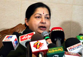 Maintaining law and orde is my first priority: Jaya