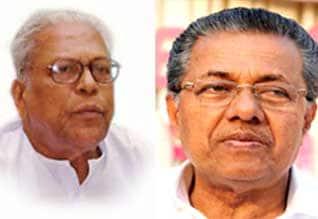 அச்சுதானந்தன் - பினராயி விஜயன்மோதல் மீண்டும் விஸ்வரூபம்
