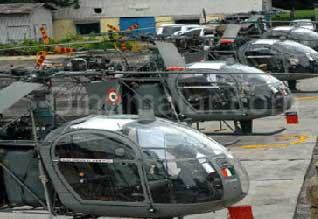 Chennai , B'lore may soon get a heliport