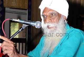 Concept of green revolusion is fake: Nammalvar பசுமைப் புரட்சி போலியானது: நம்மாழ்வார் ஆவேசம்