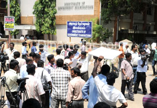 Employees shortage in directorate of Govt., examination