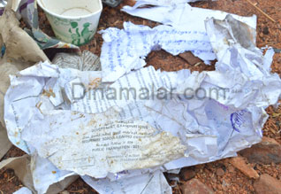 No re exam for 10th students, whose paper damaged
