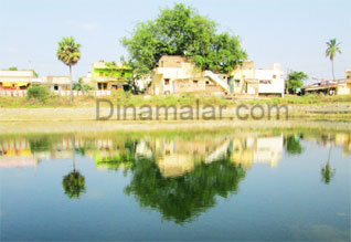Chinna naga poondi is an example for protect water bodies
