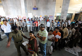 Tatkal booking finished in 6 minutes in south bound trains