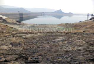 Mettur dam level touched 25 feet