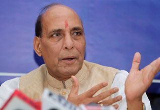 Rajnath Singh in no hurry to declare BJP's PM choice