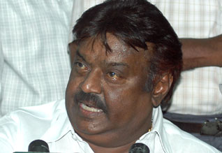 Drama has come to an end: Vijayakanth