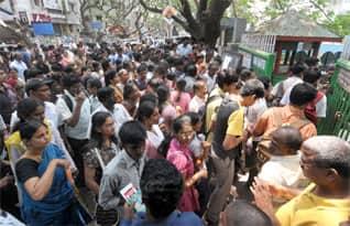 Question paper leak : 12 lakhs students affected