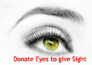 importance of eye donation The notable fact about eye donation is that the donors are that don't understand the importance of eye donation about donating your eyes: 1.