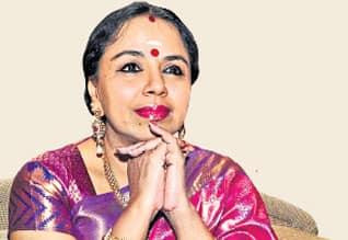 சினிமா இசையமைப்பில் சாதிப்பேன்: புது களத்தில் சுவடு வைக்கிறார் சுதா ரகுநாதன்