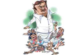Tamilnadu Assembly Election News: ஓட்டாண்டியாகும் தே.மு.தி.க., தொண்டர்கள்