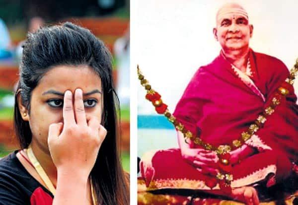 அமைதி தந்த சிவானந்த சரஸ்வதி