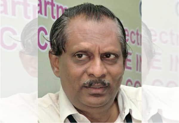 ராமரை செருப்பால் அடிப்பேன்: மாஜி ஐ.ஏ.எஸ்., அதிகாரி பேச்சு