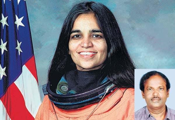 சாதனை பெண் கல்பனா சாவ்லா! இன்று பிறந்த நாள்