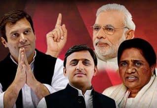 தேர்தல் செலவு, ரூ.5,500 கோடி, உ.பி., கட்சிகள், தாராளம்