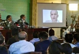 ஜாதவ் எந்த சிறையில் உள்ளார்:  தகவல் தர பாக்.மறுப்பதாக இந்தியா குற்றச்சாட்டு