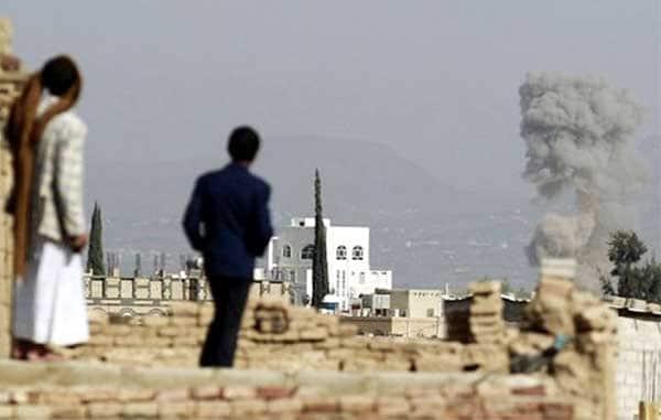 ஏமன்,வான்வழி தாக்குதல், 24 பேர் பலி
