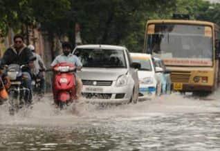 சென்னை, காஞ்சிபுரம், மழை