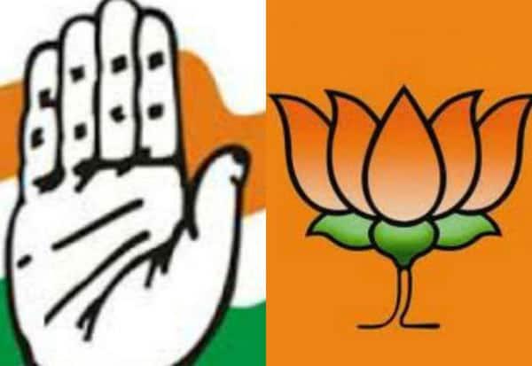 கர்நாடகா, Karnataka,  காங்கிரஸ் , Congress, கருத்துக்கணிப்பு, opinion polls, பெங்களூரு,Bengaluru, பா.ஜ.,BJP,காங்கிரஸ் அரசு ,Congress government,முதல்வர் சித்தராமையா,Chief Minister Siddaramaiah, சட்டசபை, Assembly, தேர்தல்,Election, சி - போர், C-War, C-Pore,மதச் சார்பற்ற ஜனதா தளம்,secular Janata Dal,சுற்றுப்பயணம்,Tour,  பா.ஜ தேசிய தலைவர் அமித் ஷா, BJP national president Amit Shah,