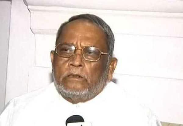 ஆர்ஜேடி எம்.பி., சென்னையில் காலமானார்