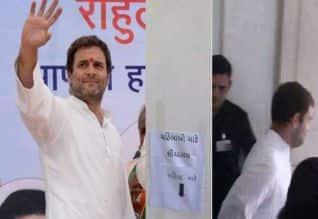 பெண்கள் கழிவறை,Women Toilet,  குஜராத்,Gujarat,  ஆமதாபாத் ,Ahmedabad,  காங்கிரஸ் துணைத் தலைவர் ராகுல்,Congress Vice President Rahul, குஜராத் சட்டசபை தேர்தல், Gujarat assembly election, ராகுல், Rahul,